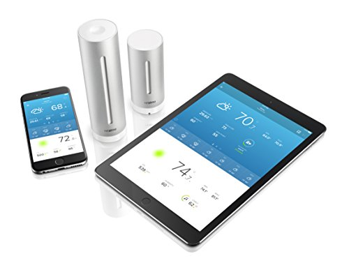the best home weather station devices of 2018 for the smart home. Black Bedroom Furniture Sets. Home Design Ideas