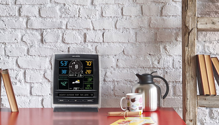 The Best Home Weather Stations