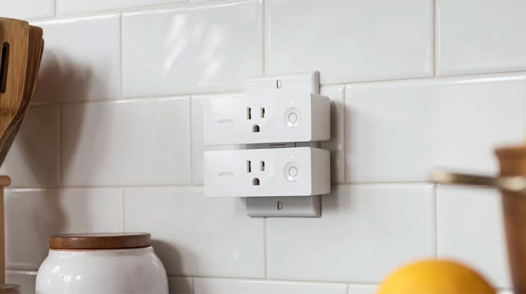Best Smart Plugs - WeMo Mini