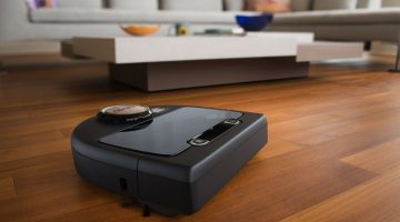 Neato Botvac Connected Robot Vacuum – Clever Cleaning