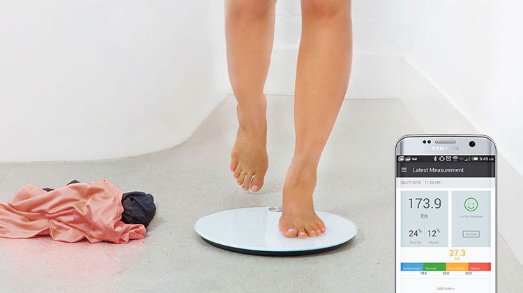 QardioBase Smart Bathroom Scales