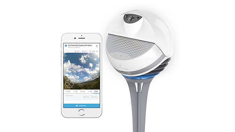 BloomSky Outdoor Weather Station