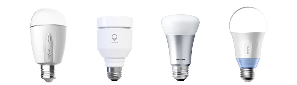 The Ultimate Guide to the Best Smart Lighting Solutions  sc 1 st  For the Smart Home & Best Smart Lights and Smart Lighting Solutions 2018 | For the ... azcodes.com