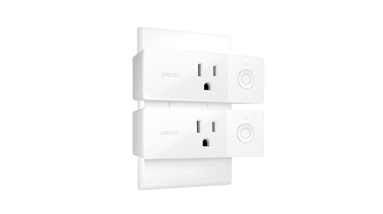 Smart Office Devices WeMo Mini Smart Plug