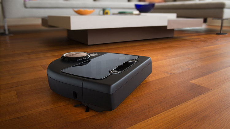 Best Robot Vacuum Cleaners Neato Botvac Connected living room