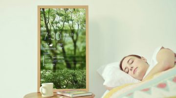 Atmoph Window – Your Own Digital Window on the World