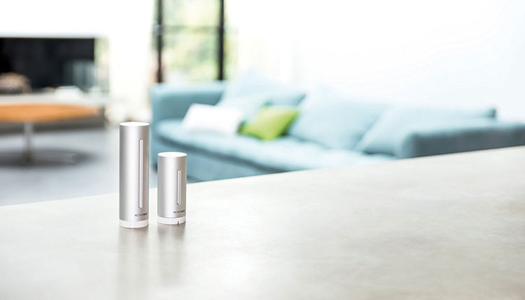The Best Home Weather Station Devices Netatmo Weather Station