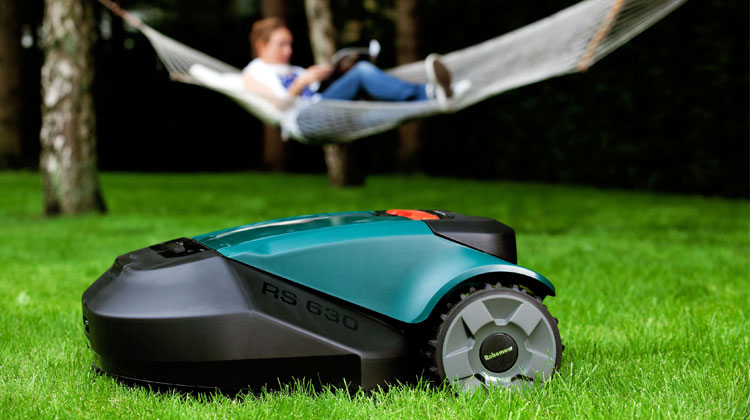 Best Robot Lawn Mower Guide RS630