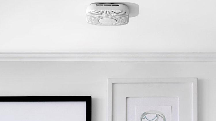 home automation smart smoke alarms