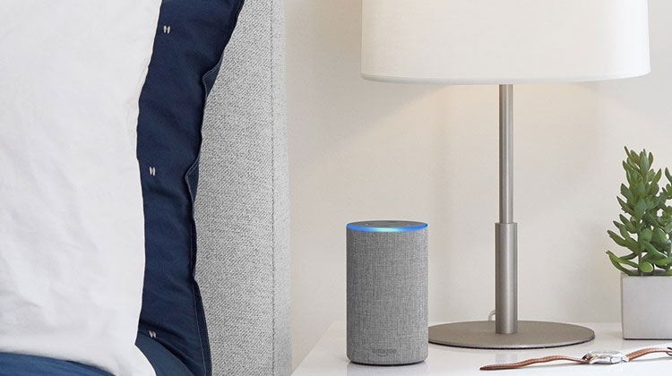 The Ultimate Guide to Amazon Alexa Smart Home Devices - Amazon Echo Grey