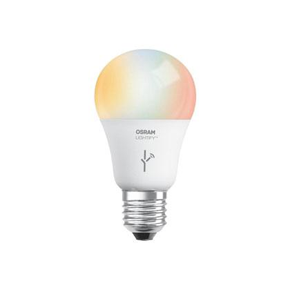 The Best Smart Light Bulbs and Smart Lighting Solutions for 2018 Sylvania Lightify Smart Light Bulb