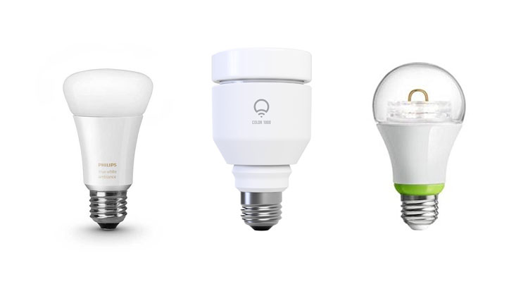 The Best Smart Light Bulbs And Smart Lighting Solutions
