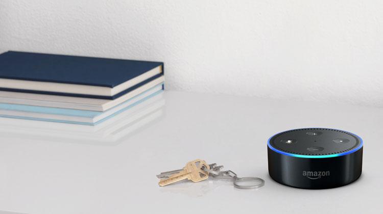 The Best Back to School Smart Tech - Amazon Echo Dot