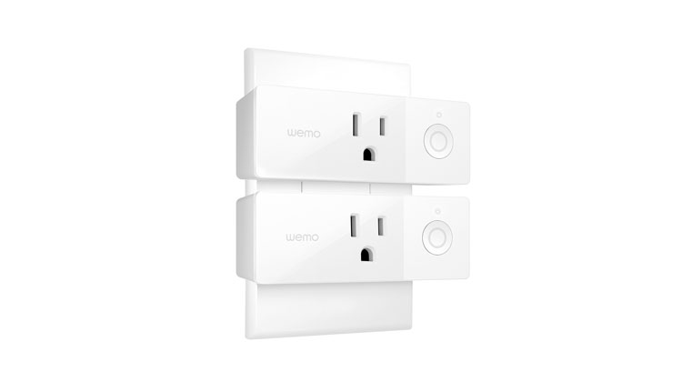 Smart Office Devices WeMo Mini Smart Plug