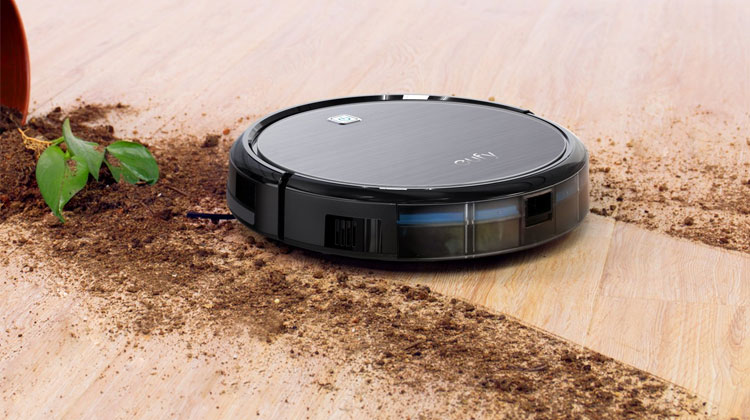The Best Robot Vacuum Cleaner Guide Eufy RoboVac 11 Cleaning
