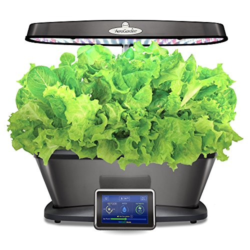 Providing Growing Space For An Incredible 9 Plants At A Time, The Bounty  Elite Wi Fi Enabled Smart Garden Is The Perfect Choice If Youu0027re Looking  For A ...