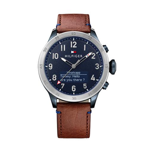 Best Smart Watches for Men - Best Men's Smartwatch Guide Tommy Hilfiger TH 24/7 Men's Smartwatch