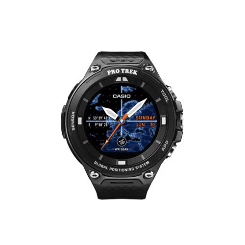 Best Smart Watches for Men - Best Men's Smartwatch Guide Casio WSD-F20 Protek Smart Watch