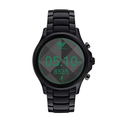 Best Smart Watches for Men - Best Men's Smartwatch Guide Emporio Armani Touchscreen Smartwatch