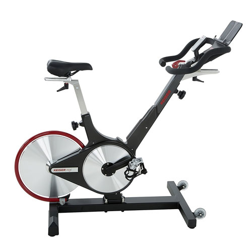 Best Smart Gym Equipment and Devices - Keiser M3i Indoor Cycle Smart Gym Cycle Machine