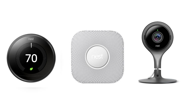 Nest Smart Home Devices Guide